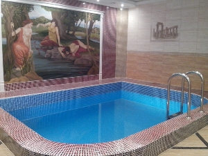 Сауна Golden Spa